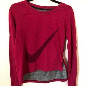 Dri-fit Nike pullover